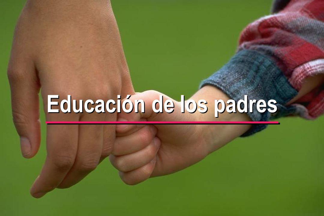 © IEF 1 PRE 1.2.1s Educación de los padres
