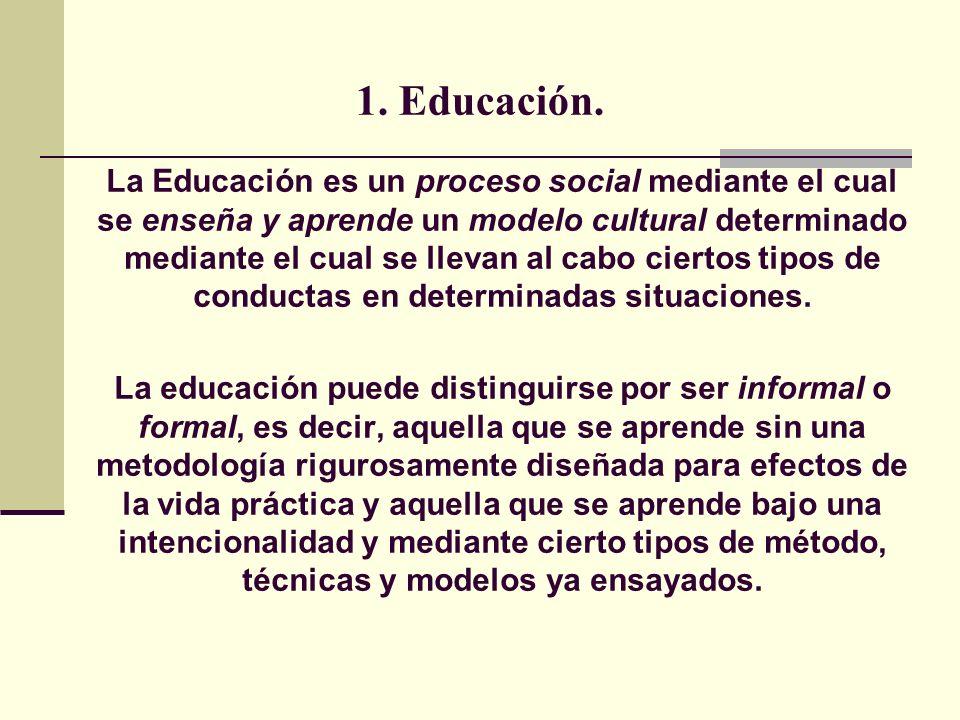 1.Educación.