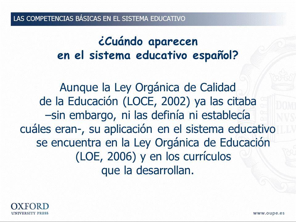 Competencias básicas y lectura en Educación Primaria La lectura constituye un factor fundamental para el desarrollo de las competencias básicas.