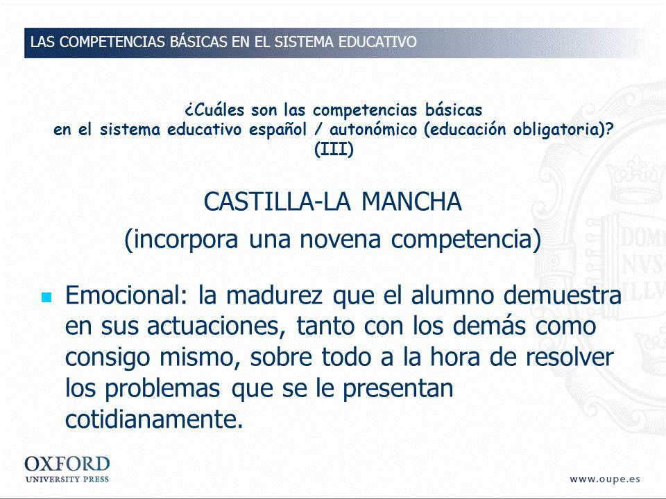 ¿En qué consiste la competencia en la Autonomía e iniciativa personal.