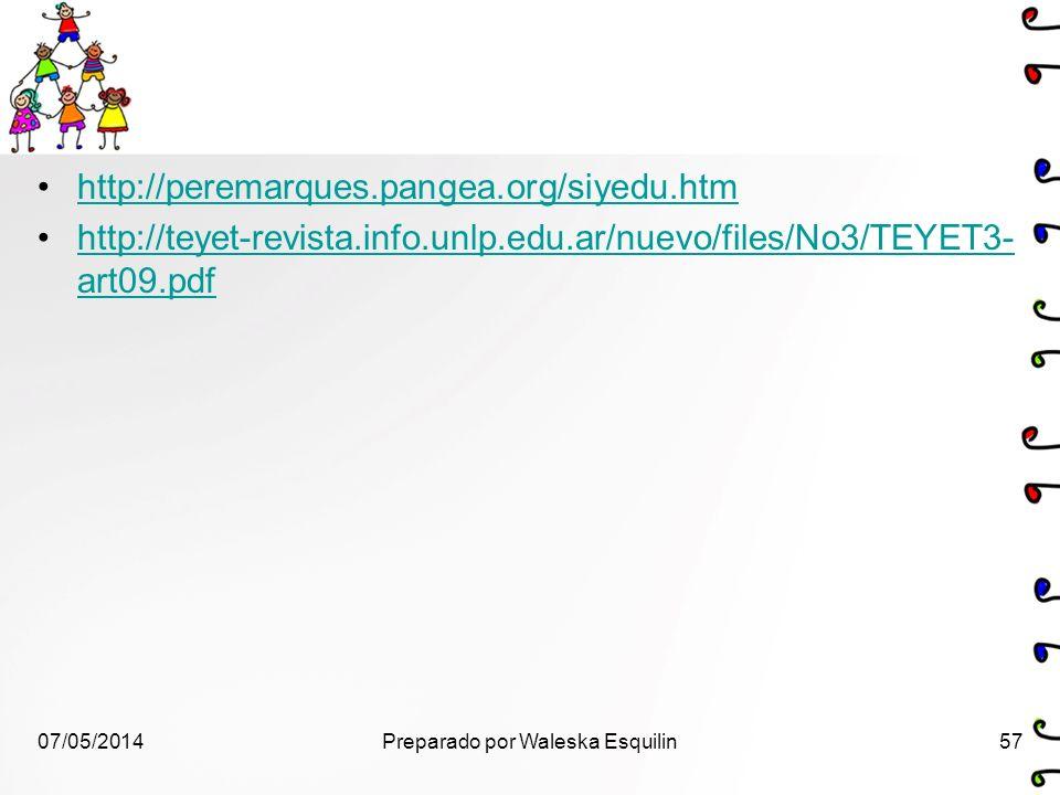 http://peremarques.pangea.org/siyedu.htm http://teyet-revista.info.unlp.edu.ar/nuevo/files/No3/TEYET3- art09.pdfhttp://teyet-revista.info.unlp.edu.ar/