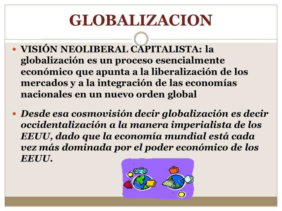 DRA. YOLANDA RAMÍREZ VILLACORTA GLOBALIZACION Y EDUCACION