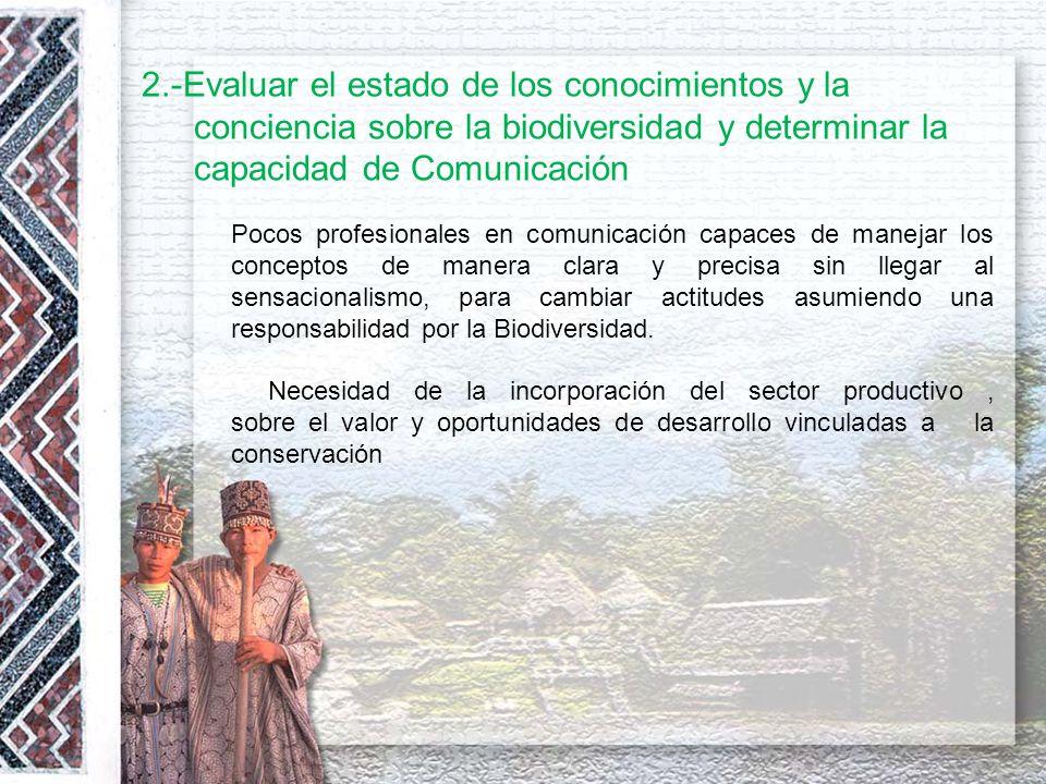 7.- Desarrollar la infraestructura y el apoyo de una red Mundial Red Nacional: Perú cuenta con un CHM – Perù, medio a través del cual se difunden temas del convenio Además contamos con un CHM regional : DarwinNet, a través del cual hay un intercambio de información de los bosques secos y su conservación