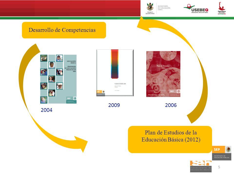 REFORMA INTEGRAL DE EDUCACION BASICA
