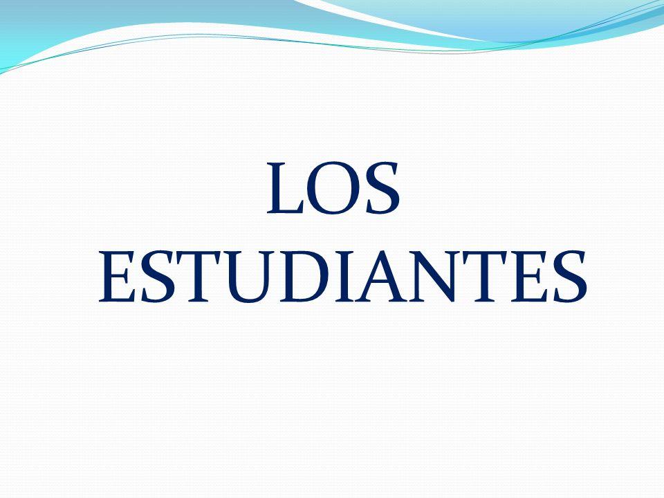LOS ESTUDIANTES