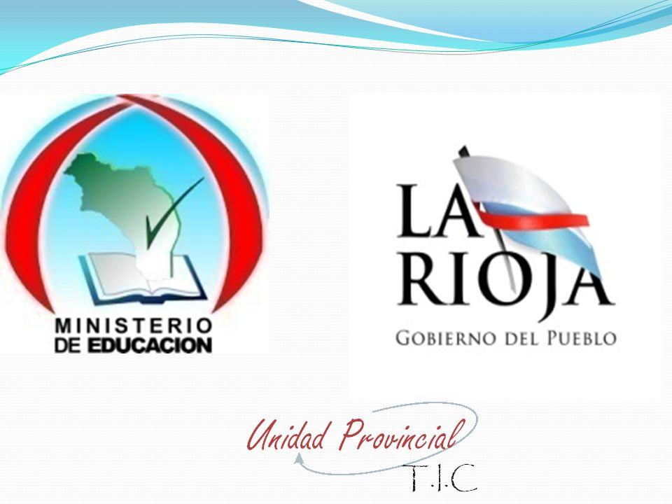 El Gobierno provincial a través de la S.A.P.E.M Rioja Telecomunicaciones provee del servicio de Internet a muchas de nuestras escuelas provinciales tanto del ámbito público, privado y municipal
