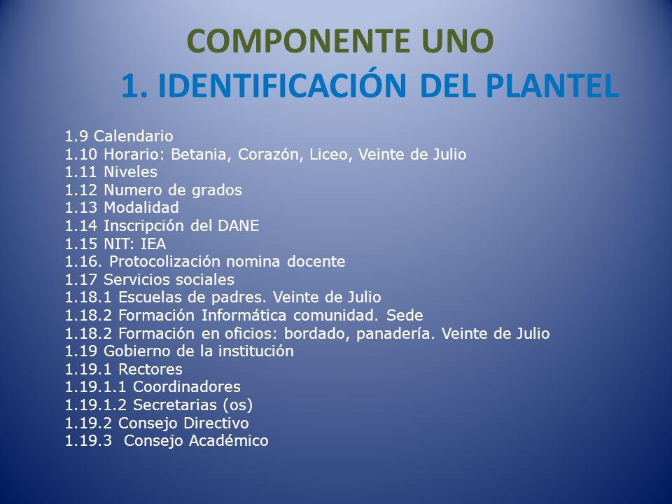 COMPONENTE DOS 2.