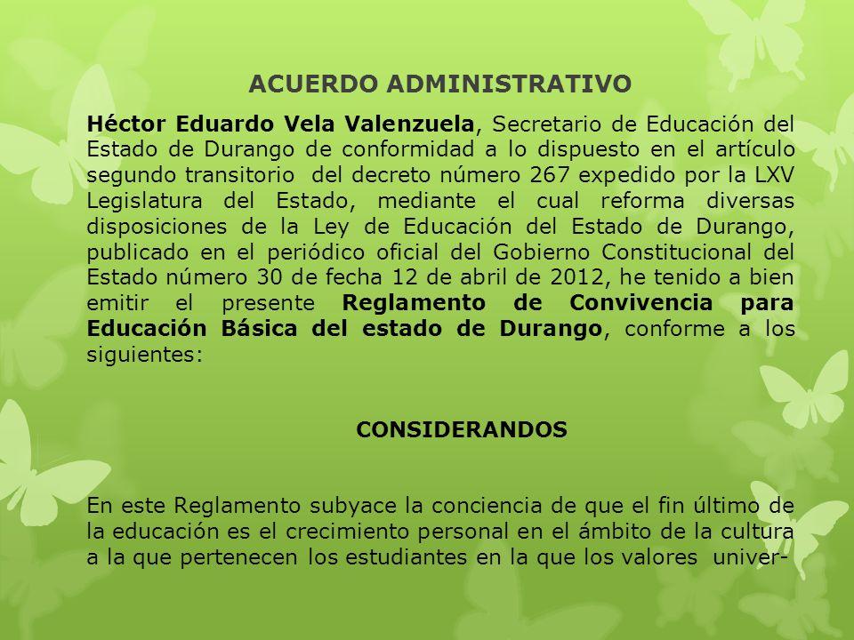 i)Desarrollo de actividades académicas orientadas por profesores y miembros de la familia.