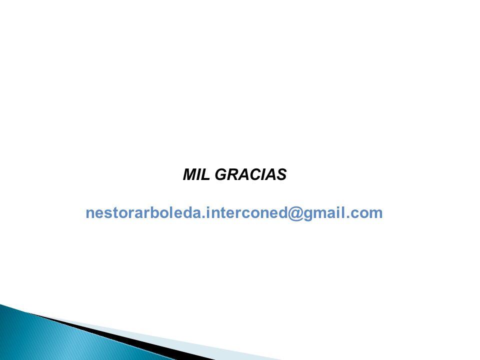 MIL GRACIAS nestorarboleda.interconed@gmail.com