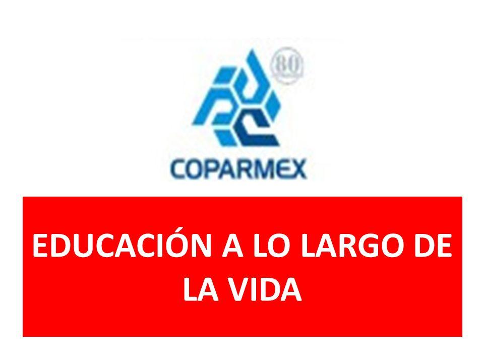 EDUCACIÓN A LO LARGO DE LA VIDA