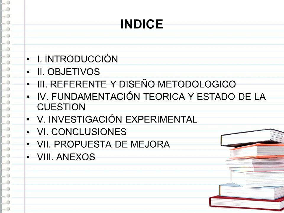 VII. PROPUESTA DE MEJORA
