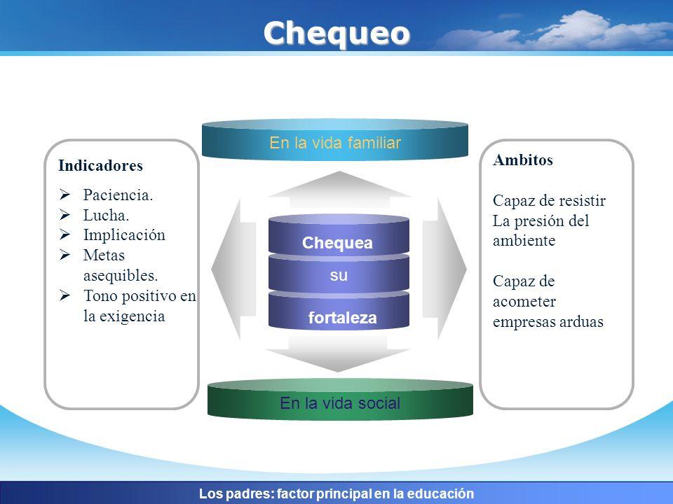 www.themegallery.com Company Logo Para adquirir la fortaleza Padres Club Qué se espera del preceptor Conocerle bien.