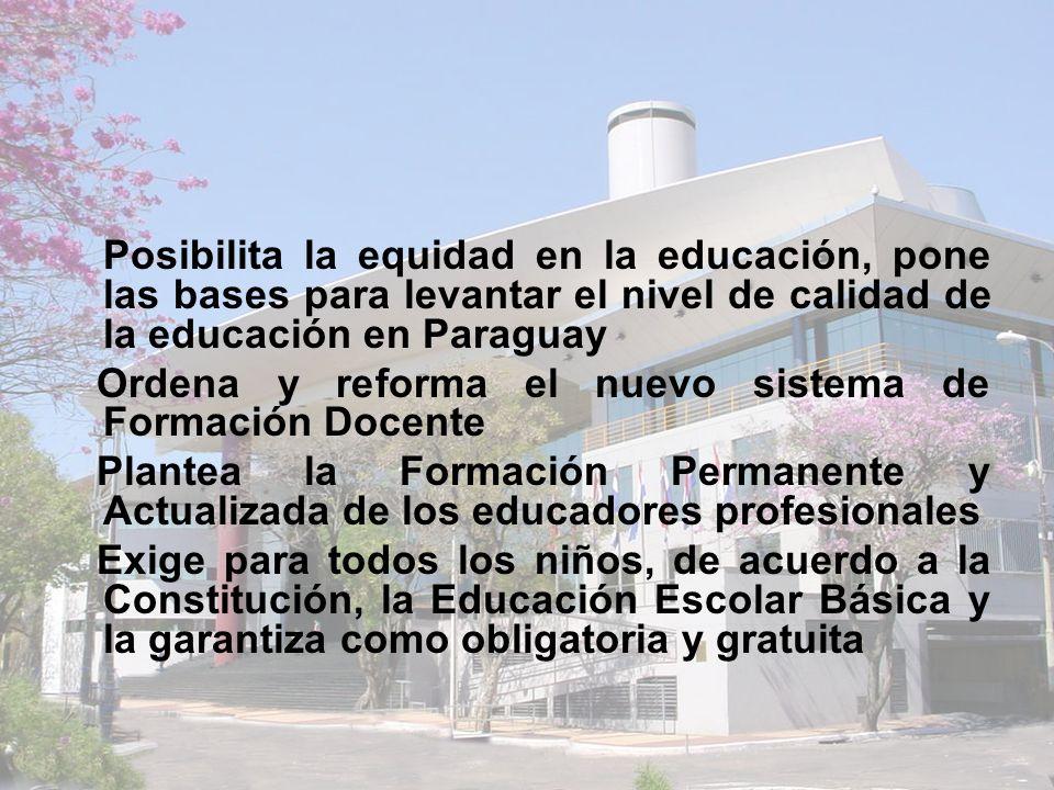 Objetivo 2: Alcanzar la Educación Primaria Universal Fuente: MEC, DGPEC, SIEC 2005 Meta 03: Asegurar para el 2015 que todos los/as niños/as tengan la posibilidad de completar la educación primaria Indicador 06: Tasa Neta de Matrícula de Educación Escolar Básica Educación Escolar Básica (EEB) 1º y 2º Ciclo: Atiende a la población de 6 a 11 años, son 6 años de escolaridad.