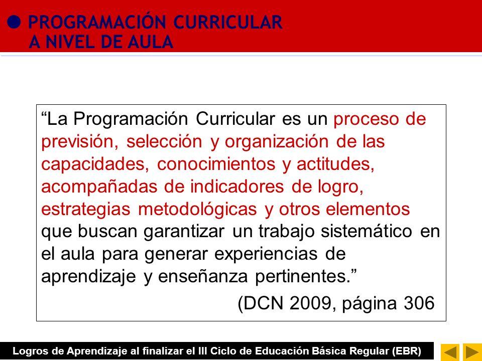 AULA POLIDOCENTE COMPLETO AULA POLIDOCENTE COMPLETO AULA UNIDOCENTE MULTIGRADO AULA UNIDOCENTE MULTIGRADO AULA POLIDOCENTE MULTIGRADO AULA POLIDOCENTE MULTIGRADO Logros de Aprendizaje al finalizar el III Ciclo de Educación Básica Regular (EBR)