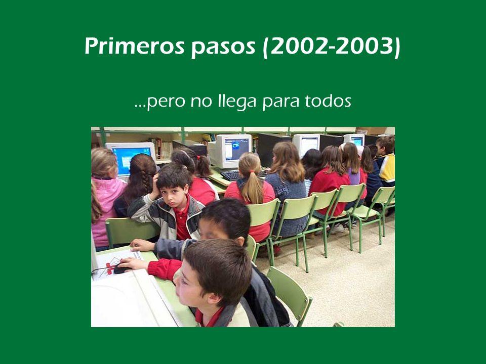 Primeros pasos (2002-2003) El Grupo de Trabajo como estrategia