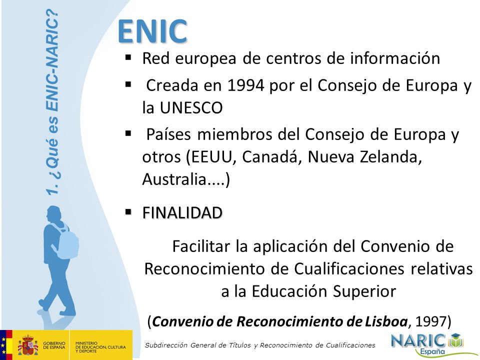 ENIC - NARIC