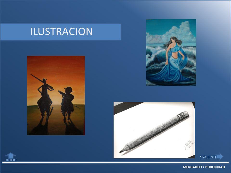 MERCADEO Y PUBLICIDAD ILUSTRACION