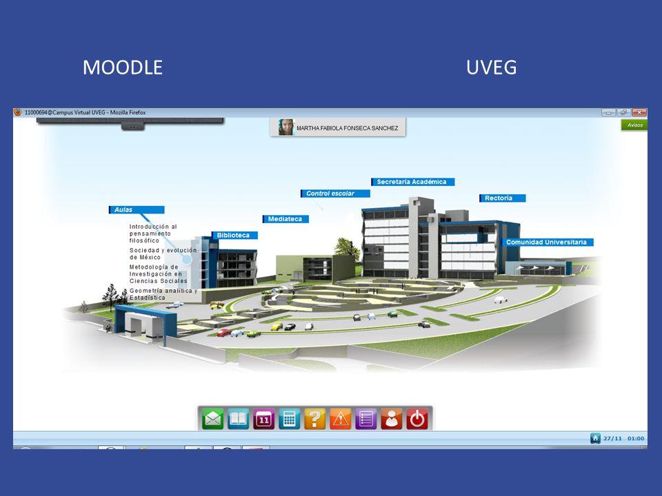 Es una plataforma para formación en línea y formación presencial.