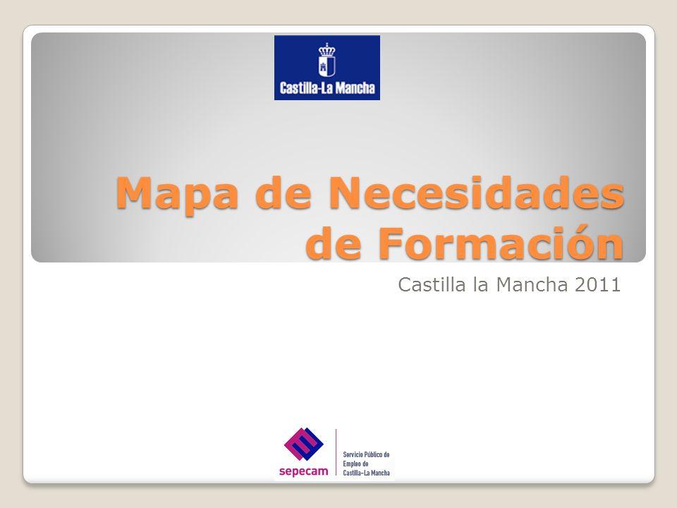 Informe de oficinas de empleo por Especialidad