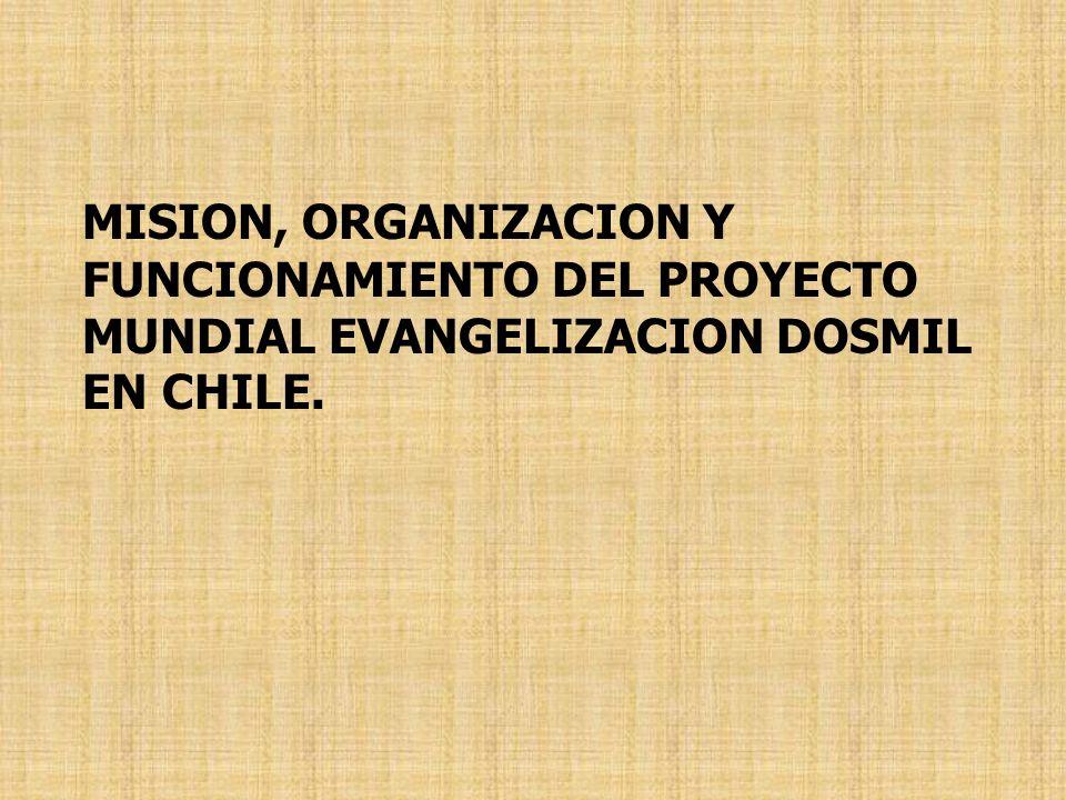1.- MISION Y FINALIDAD DEL PROYECTO.