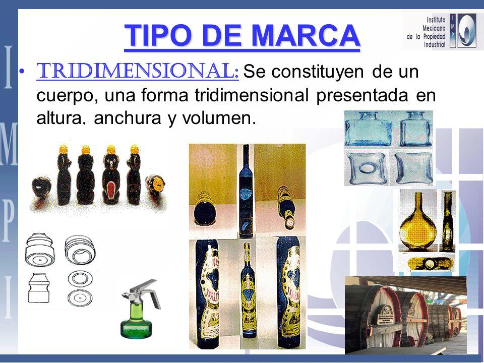 TIPO DE MARCA INNOMINADA : NO hay contenido fonético. Se representan a través de un dibujo, un logotipo o una combinación de colores. Con ellas se pro