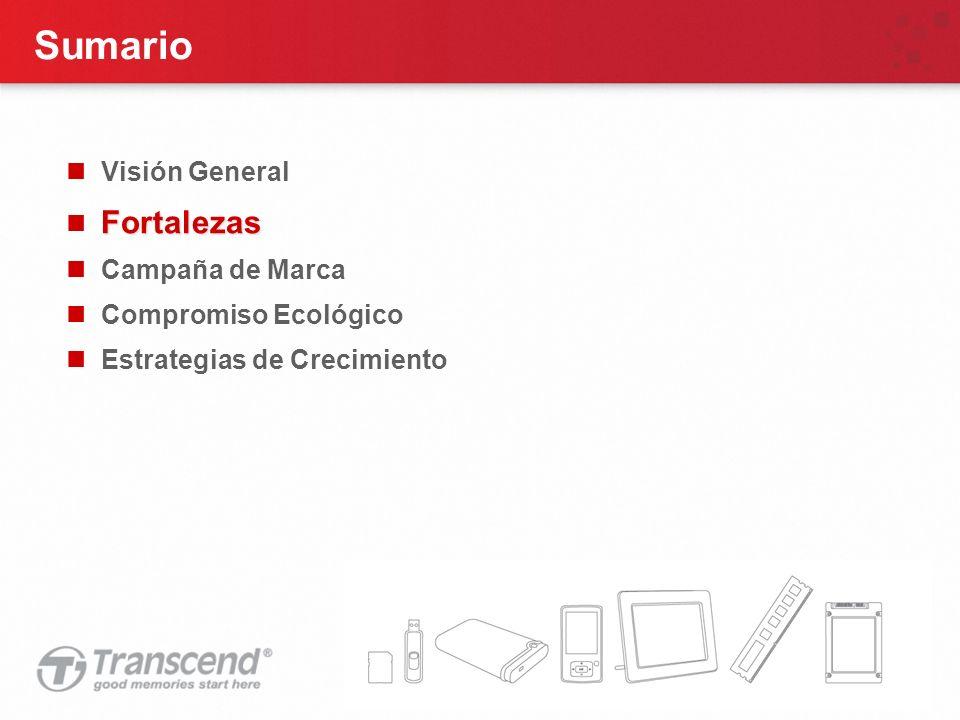 10 Fortalezas I + D Fabricación LogísticaServicio y Soporte Productos Núcleo de Competencia Velocidad Marketing de Marca