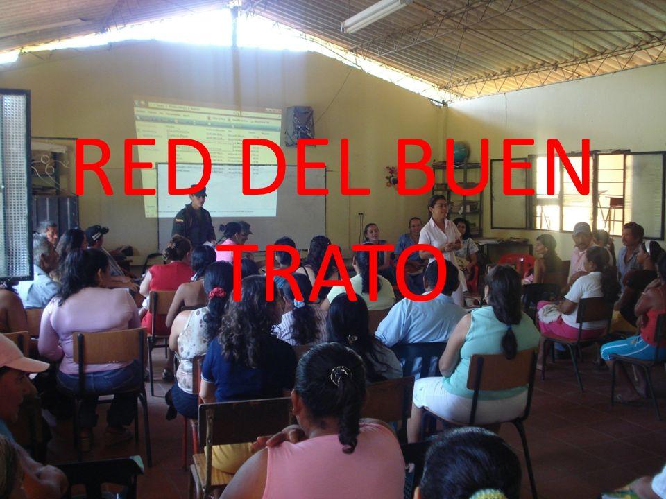 RED DEL BUEN TRATO