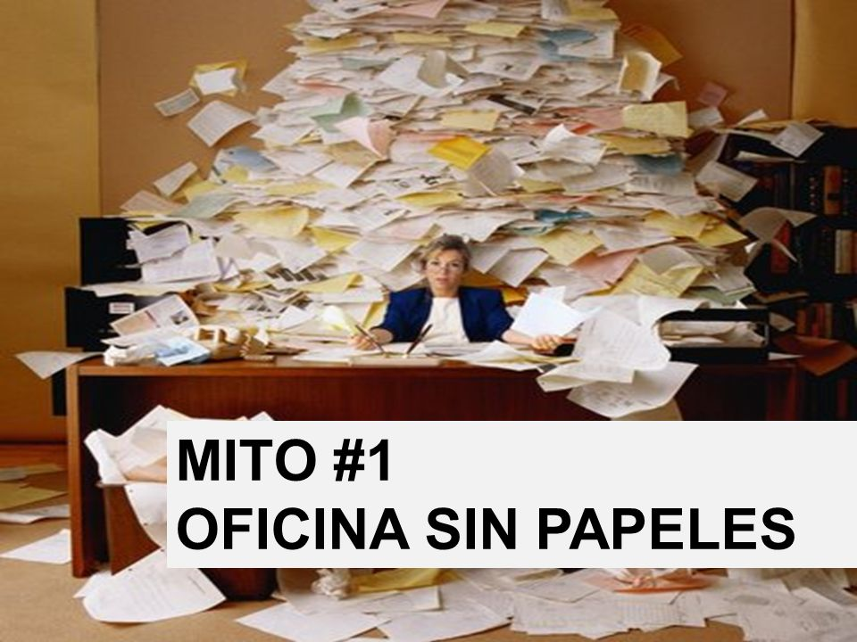 © 2009 Xerox Global Services 14 MITO #1 OFICINA SIN PAPELES