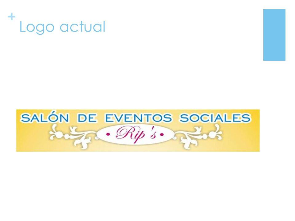 + Logo actual
