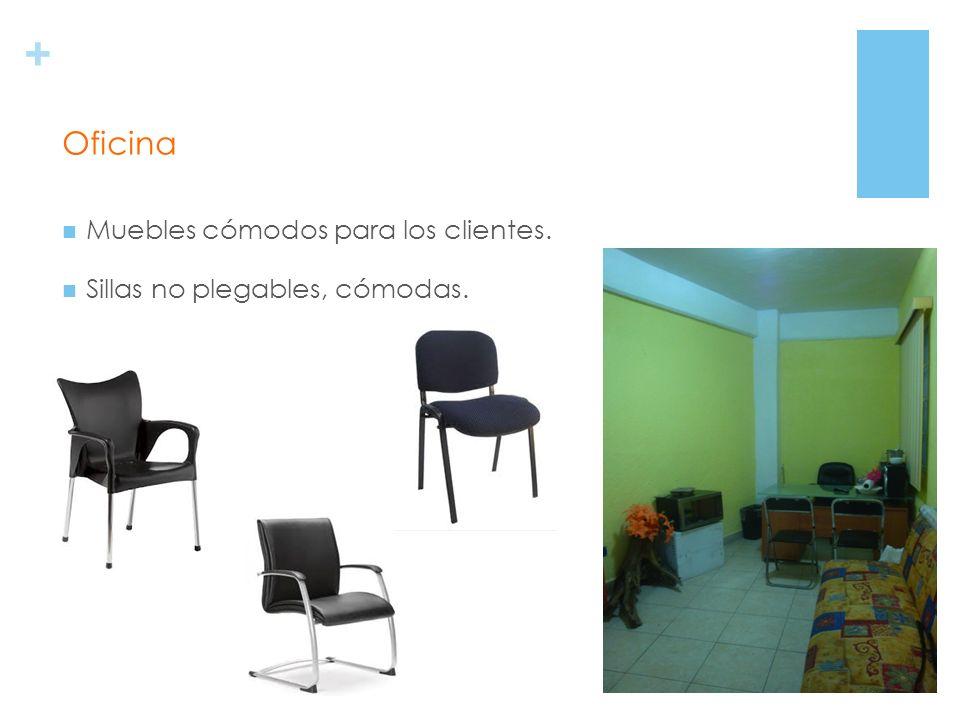 + Orden y limpieza Elementos que ayuden a construir la imagen (fotografías del salón, muestras de vajilla, sillas, mantelería) Colocar una copia visible del permiso del salón.