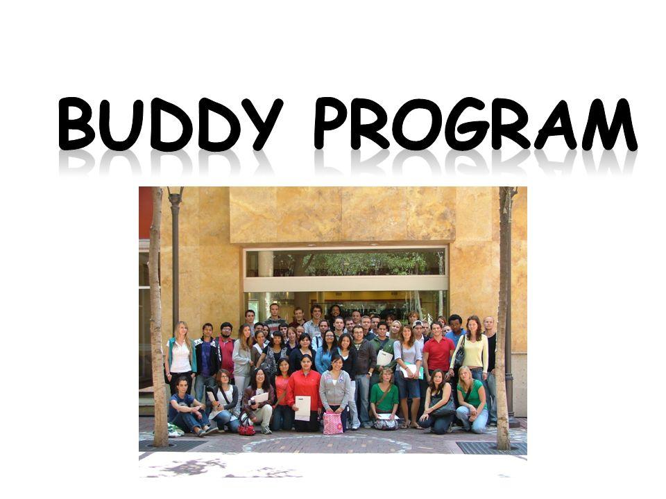 ¿Qué es el Buddy Program.