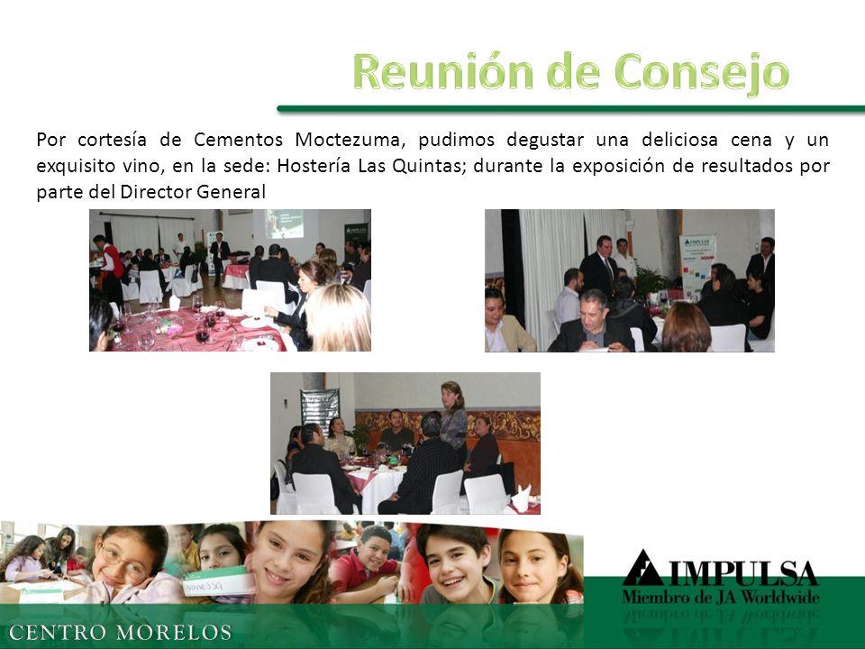 Agradecemos la asistencia de nuestros amigos: Jaime Santibañez y Eduardo Mendoza de Oficina Nacional, siempre es un gusto recibirlos.