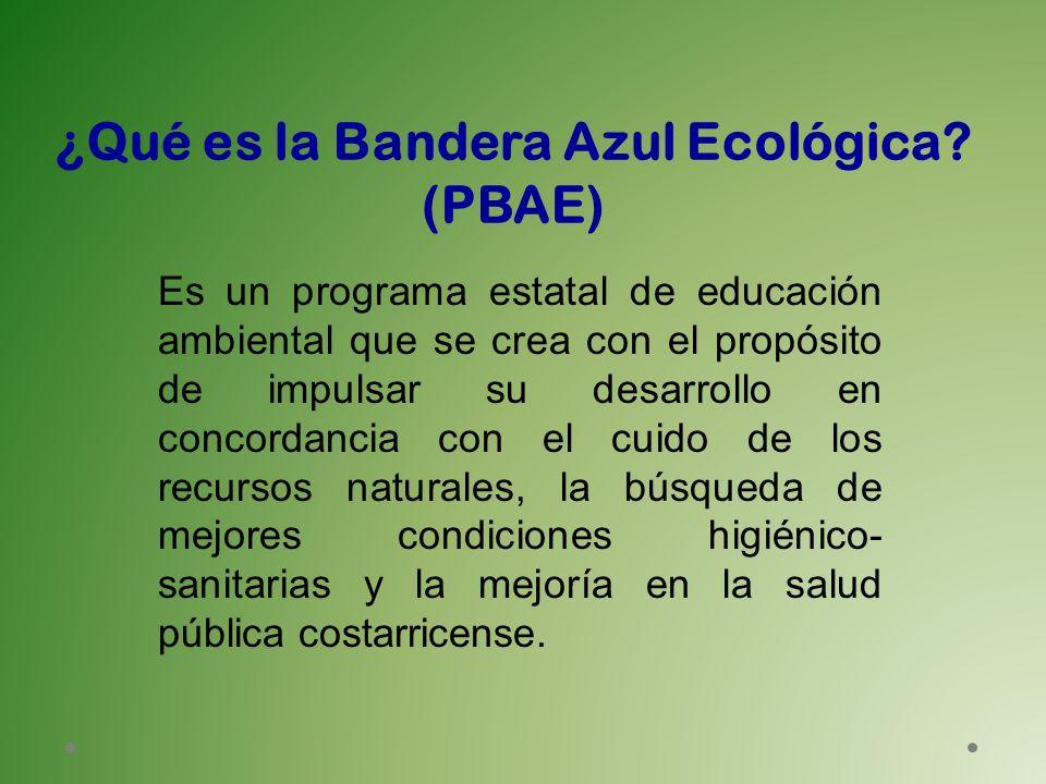 Es un programa estatal de educación ambiental que se crea con el propósito de impulsar su desarrollo en concordancia con el cuido de los recursos natu