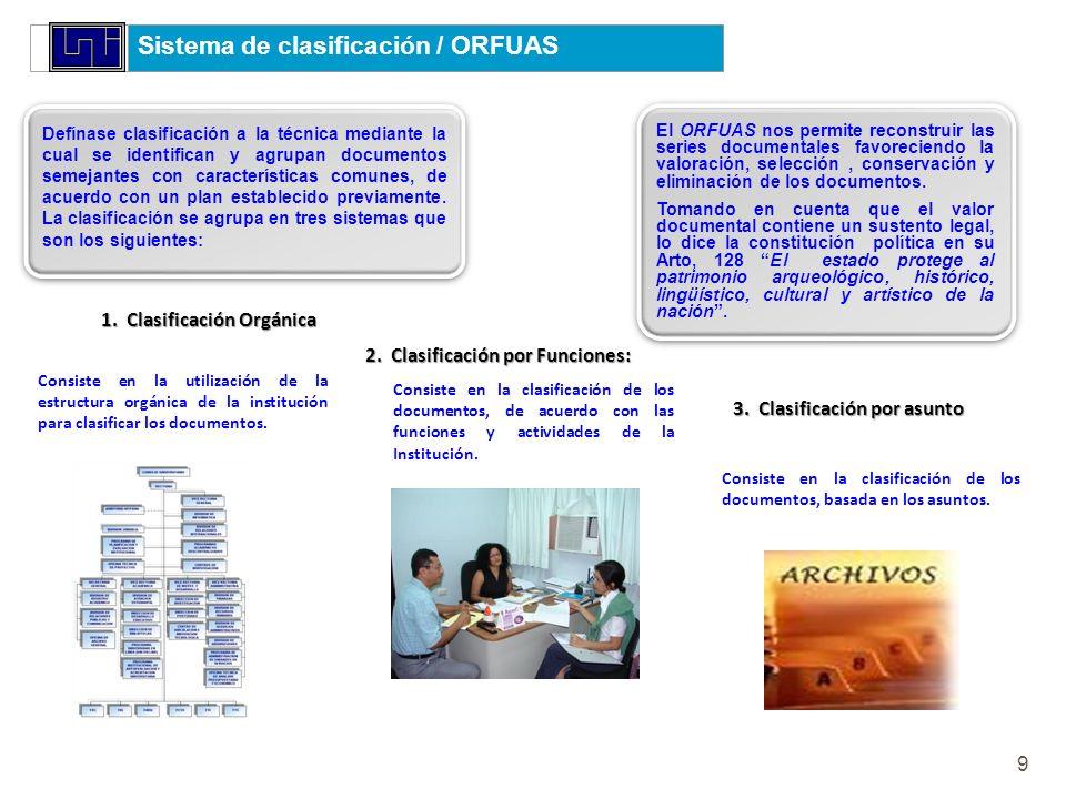 10 Organigrama Institucional y estructura organizacional AGUNI.