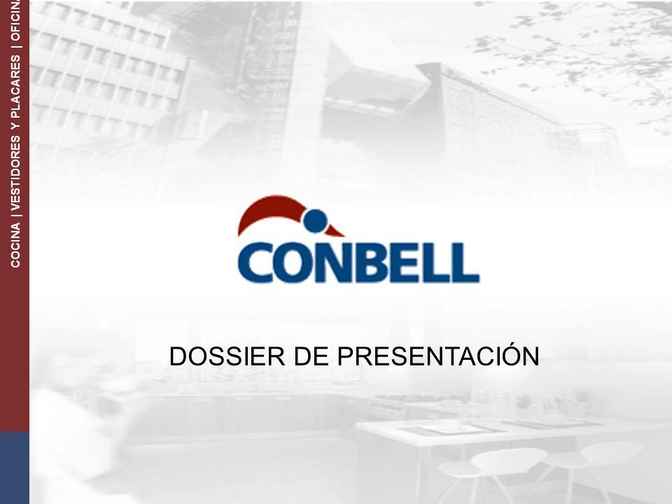 COCINA | VESTIDORES Y PLACARES | OFICINA DOSSIER DE PRESENTACIÓN