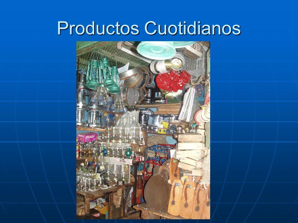 Productos Cuotidianos