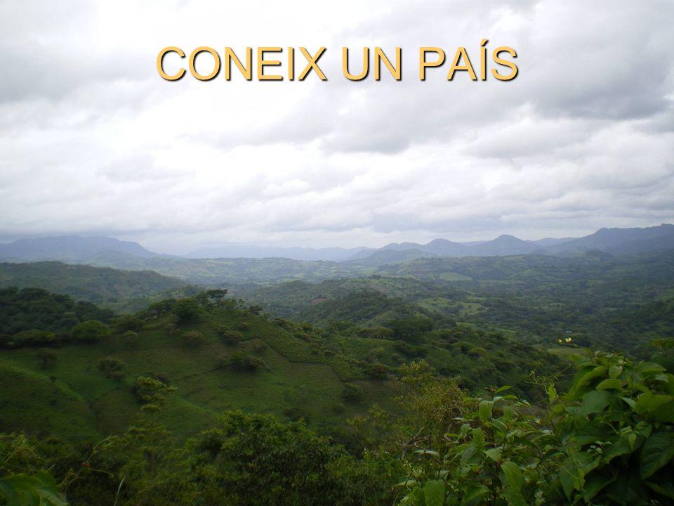 CONEIX UN PAÍS