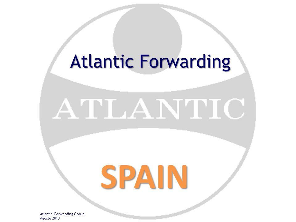 Atlantic Forwarding Group Agosto 2010 Atlantic Forwarding SPAIN