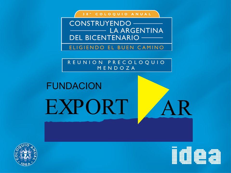 FUNDACION EXPORT AR