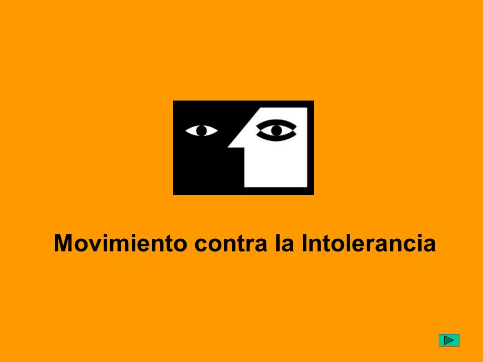Movimiento contra la Intolerancia