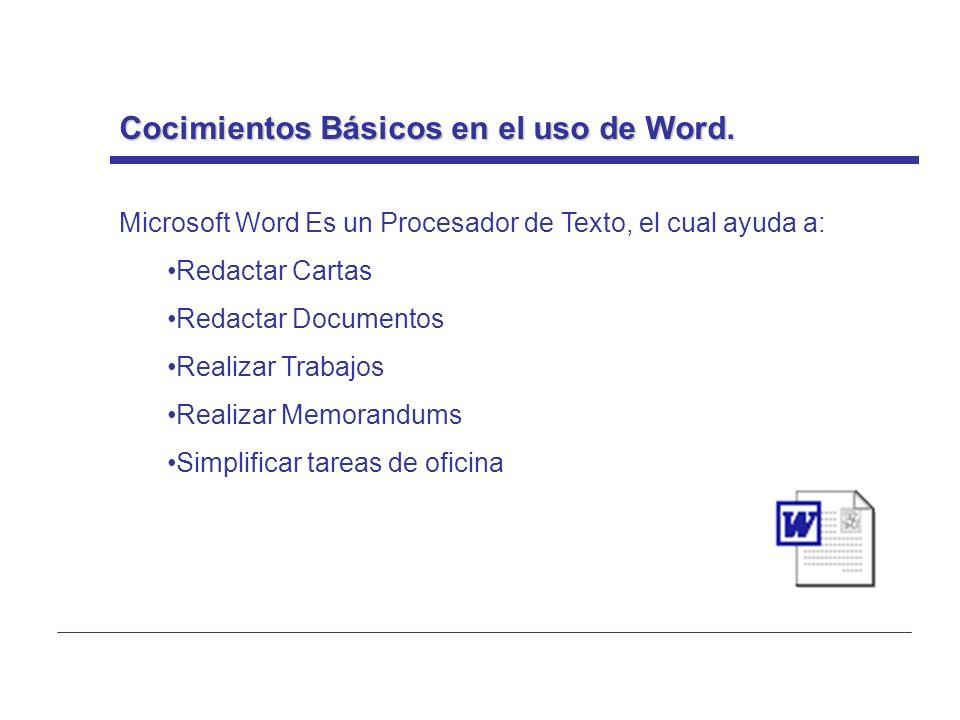 Abrir Microsoft Word.Paso a Paso 1.Inicio 2. Todos los programas 3.