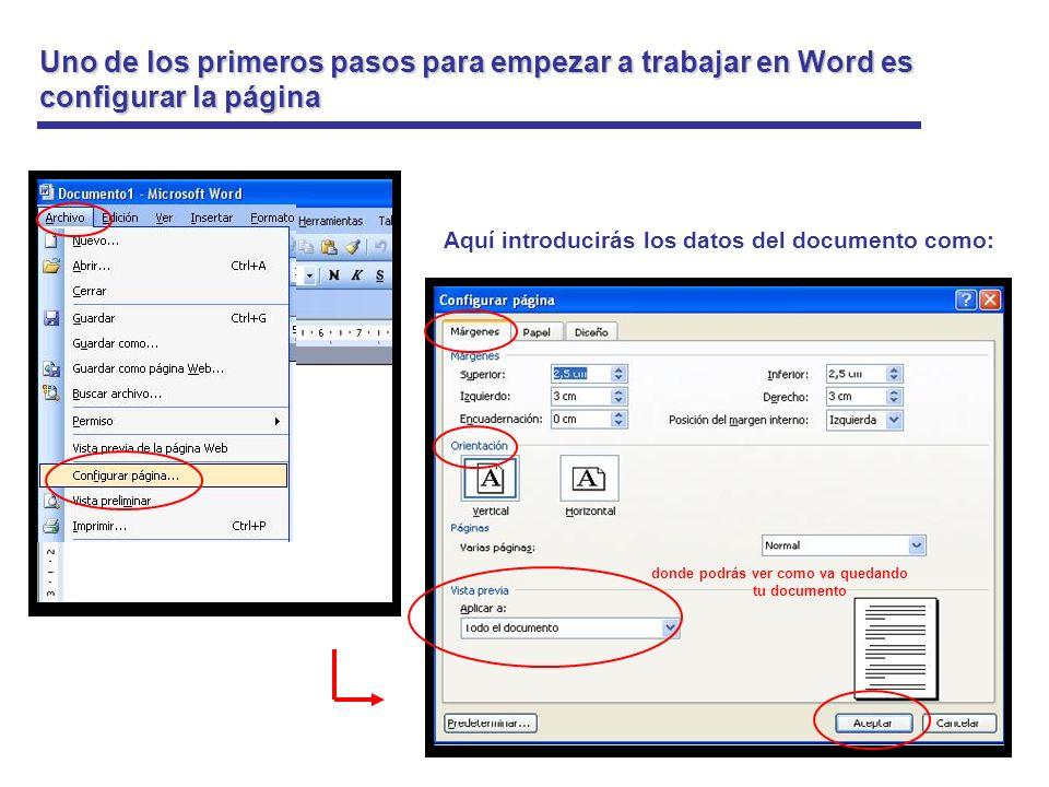 Una vez ya trabajado el documento Podrás guardarlo Selecciona donde lo vas guardar.