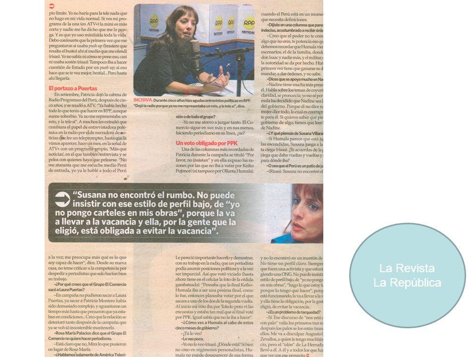 La Revista La República