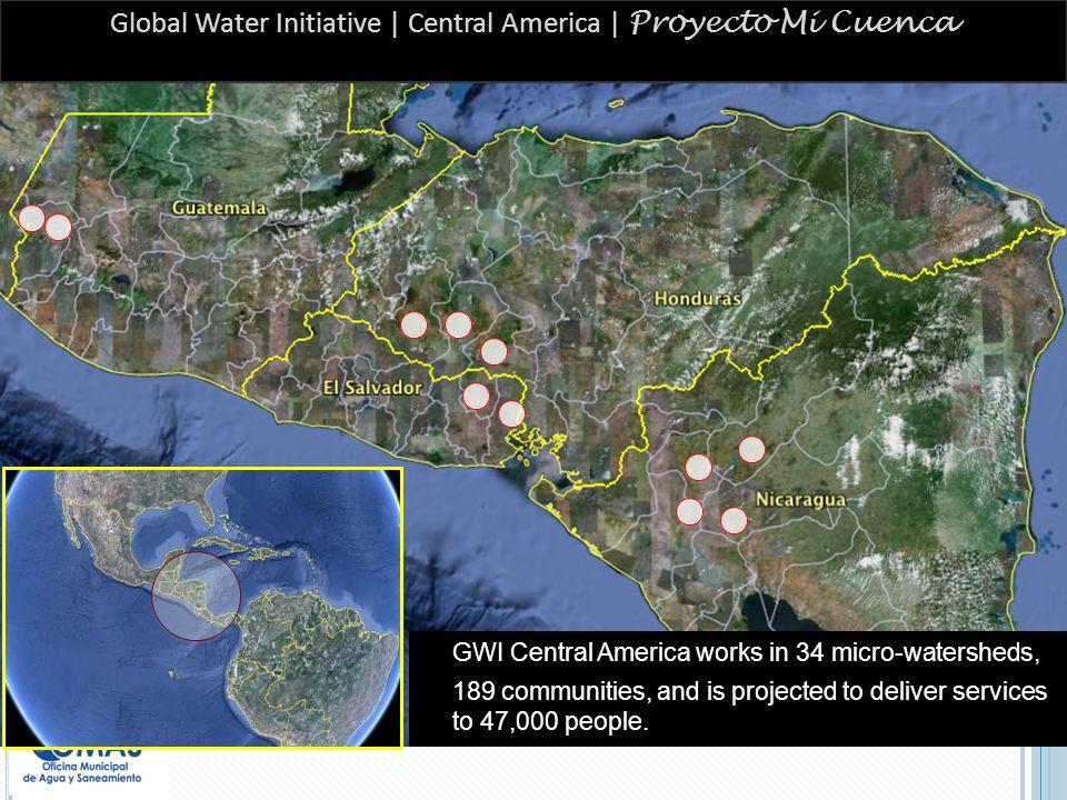 Monitoreo y evaluación Comisiones de administración operación y mantenimiento de sistemas de agua CAOM Sistema de agua comunitarios y a nivel escolar Manejo de excretas Manejo de aguas grises Educaciónsanitaria Agua y saneamiento en situaciones de riesgo 2.
