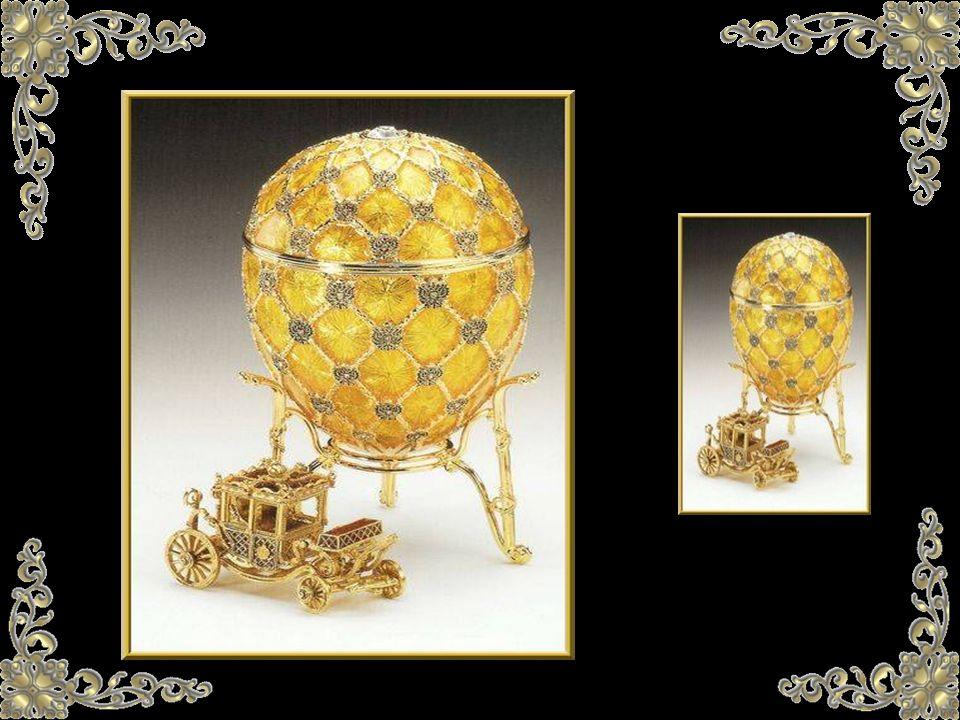 Los huevos de Pascuas imperiales son las realizaciones más famosas de Carl Fabergé. Entre 1885 y 1916, los zares Alejandro III y Nicolás II encargan c