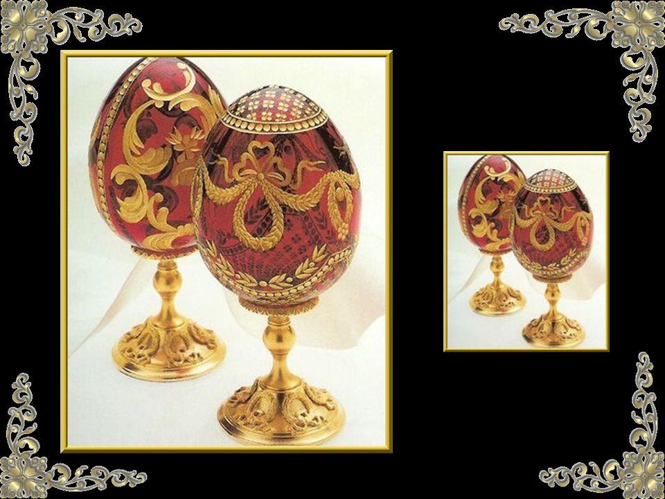 De los 47 Huevos que se conocen, diez son conservados en Moscú, por el Kremlin, once son parte de la colección Forbes en Nueva York, potentados americ