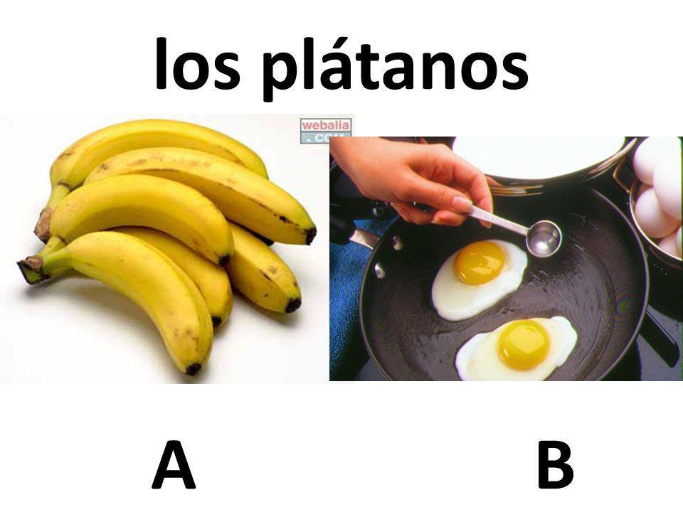 AB los plátanos