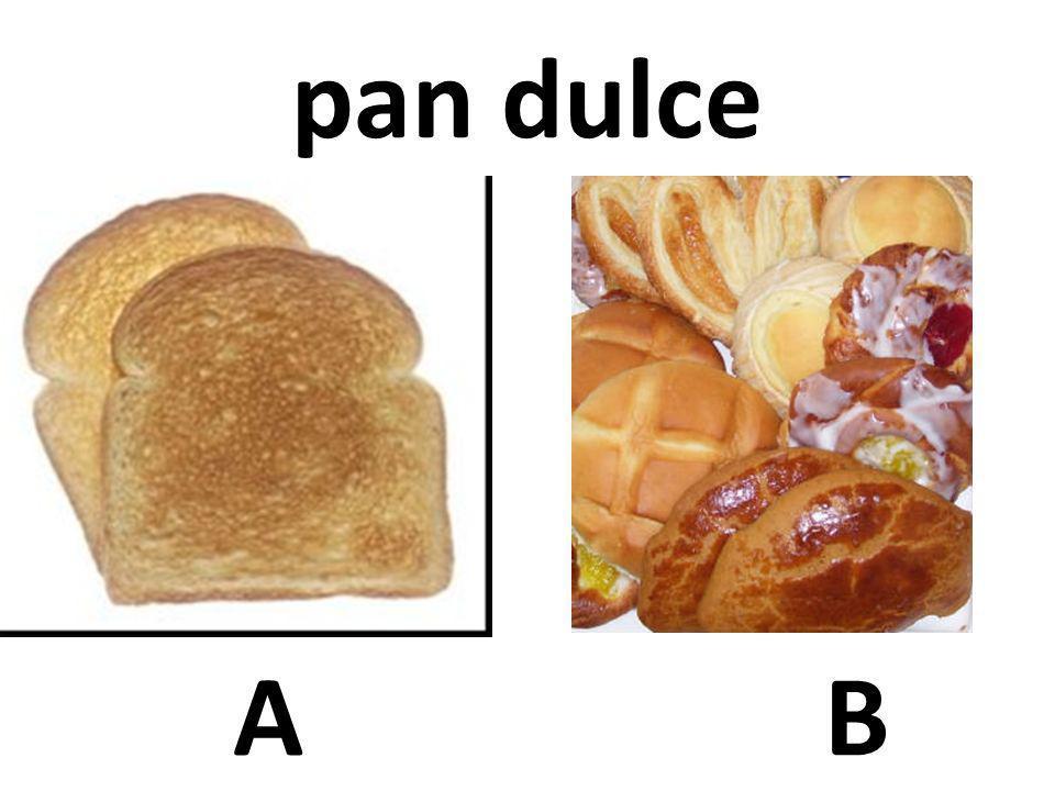 AB pan dulce