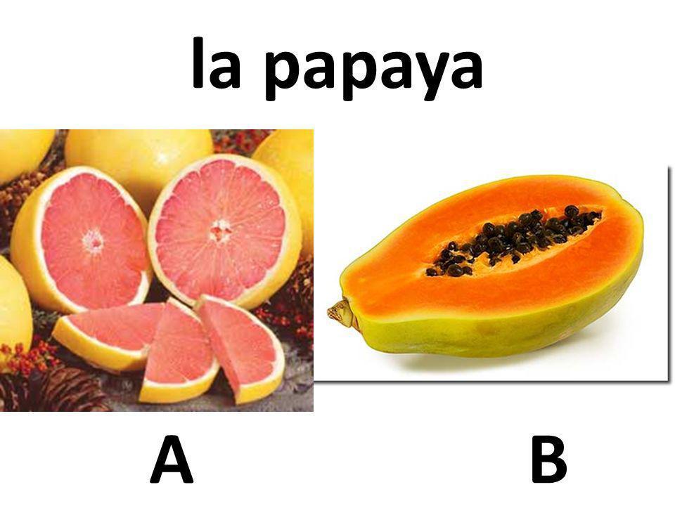 AB la papaya
