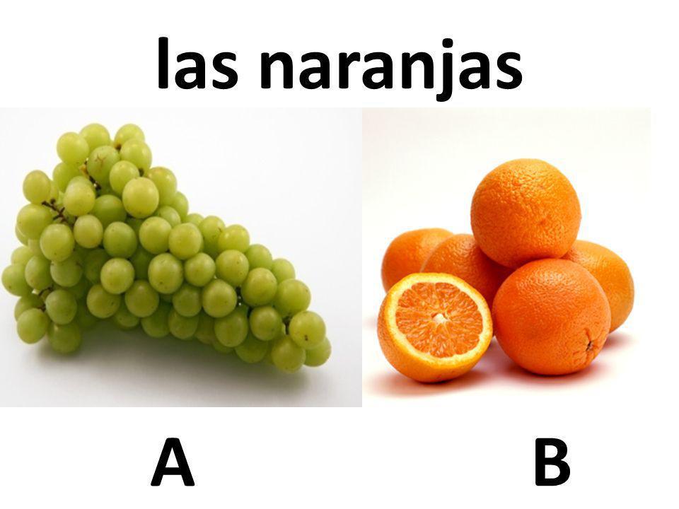AB las naranjas